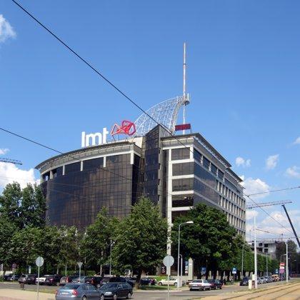 LMT administrative building