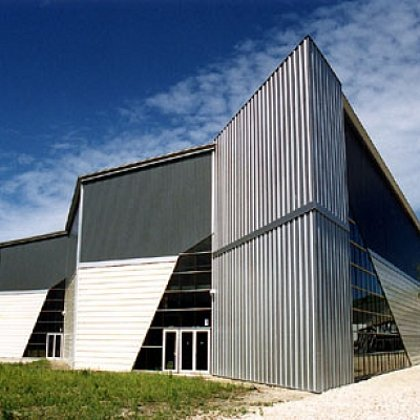 Exhibition center Ķīpsala